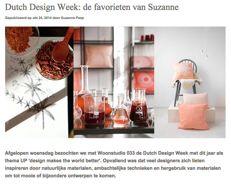 woonstudio 033, dutch design week, dutch design, studio cotton and clay, cotton-clay